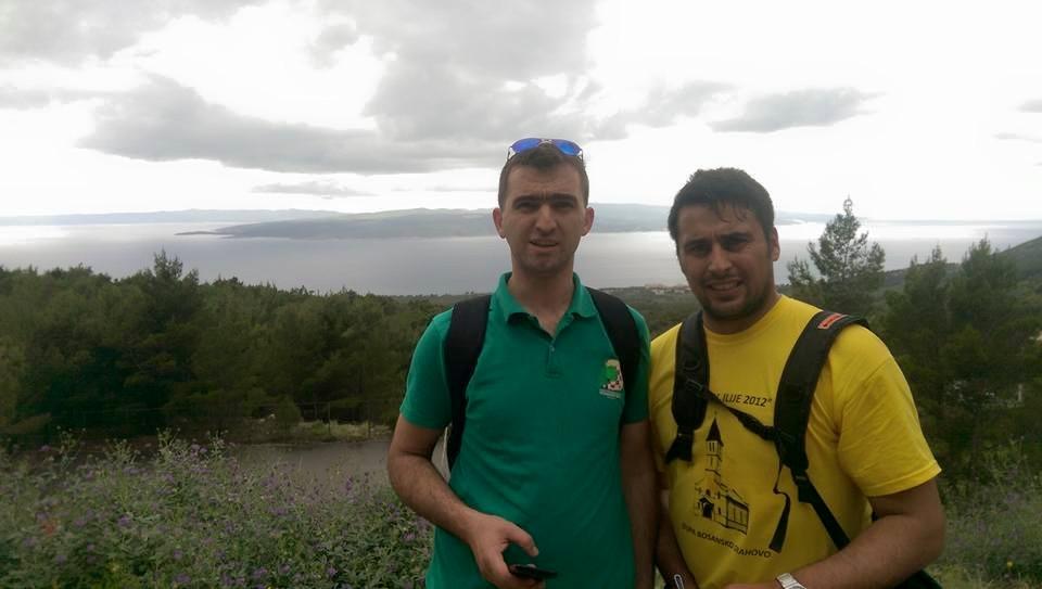 Naši planinari na Danima planinara Dalmacije