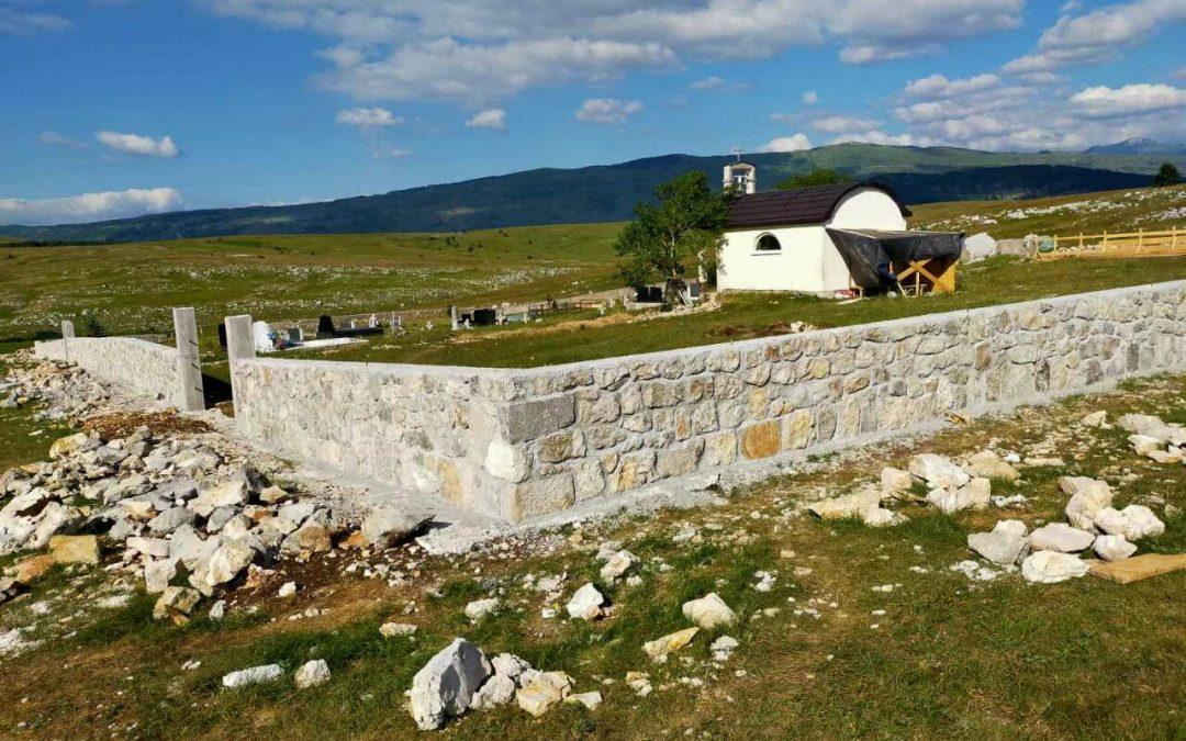 Poziv za pomoć obnovi groblja